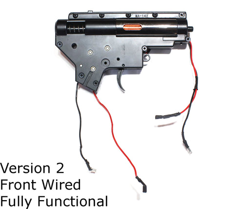 BONEYARD: Fully Functional Full Metal Version 2 | V2 | Front Wired Gearbox