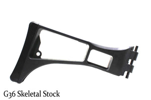 G36 Airsoft Stock Folding