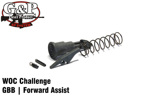 Licensed G&P Magpul M4 Gas Forward Assist
