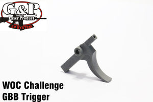G&P Licensed Magpul PTS GBB Trigger Replacement