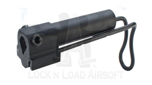 Full Metal M4 PDW Retractable Stock Conversion