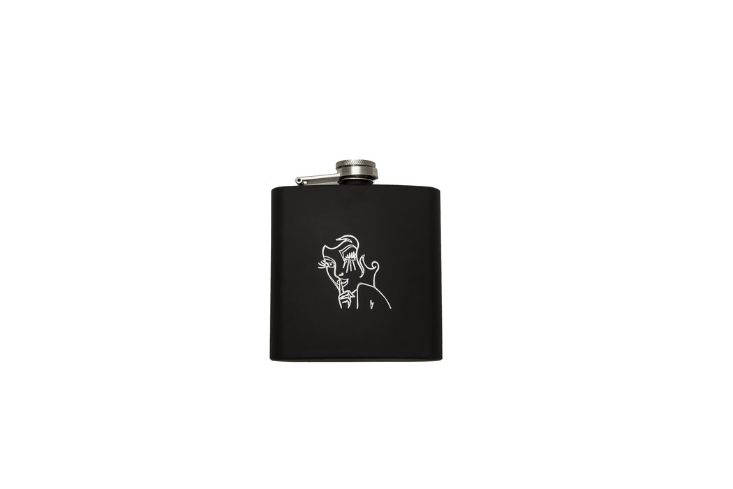 $hh, Secrets Hip Flask Set