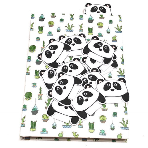 Removable Panda Planner Tabs