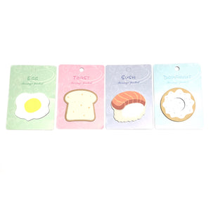 Breakfast Sticky Notes