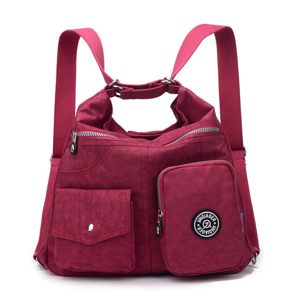 Magical Messenger Bag That Can Turn Into a Backpack - Red Deer Store