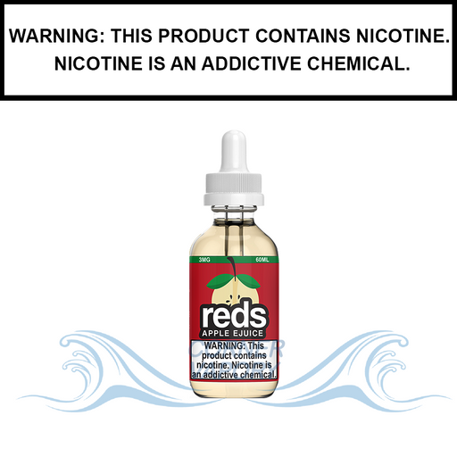 7 Daze Reds | Apple - eJuice (60ml)