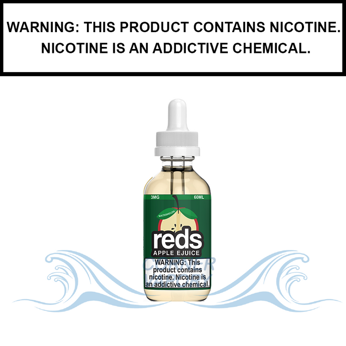 7 Daze Reds | Watermelon - eJuice (60ml)