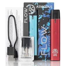 ASMODUS FLOW STARTER KIT - BLACK ONLY