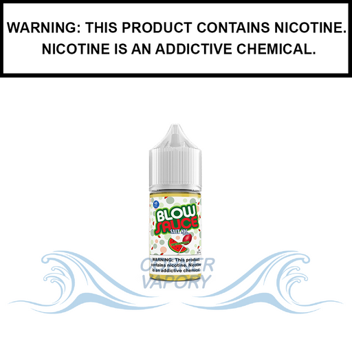 DripFire BlowSauce | Watermelon Lollipop - Nic Salt eJuice (30ml)