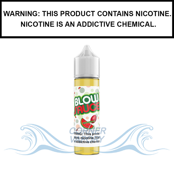 DripFire BlowSauce | Watermelon Lollipop - eJuice (60ml)