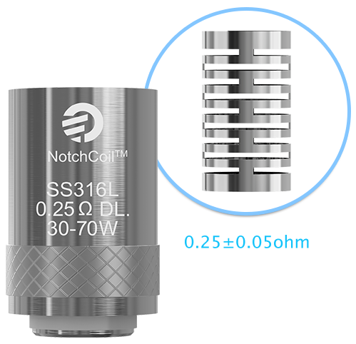 Joyetech eGo ONE Replacement Coils (5 Pack)