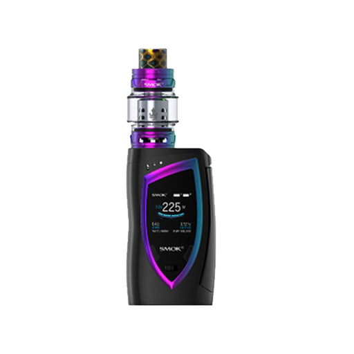 SMOK - Devilkin 225W TC Kit with TFV12 Prince vape shop pros wholesale black rainbow