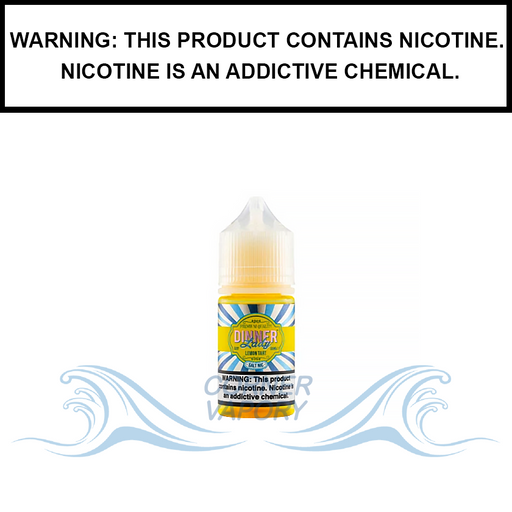 Dinner Lady | Lemon Tart - Nic Salt eJuice (30ml)