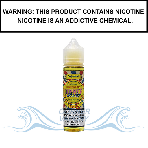 Dinner Lady | Lemon Tart - eJuice (60ml)