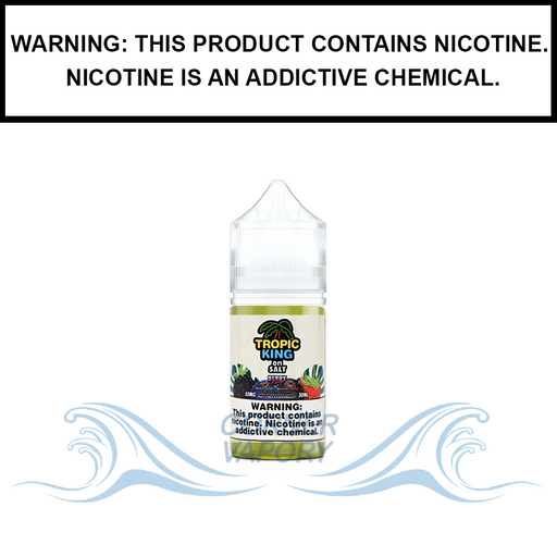 Drip More Tropic King | Berry Breeze - Nic Salt eJuice (30ml)