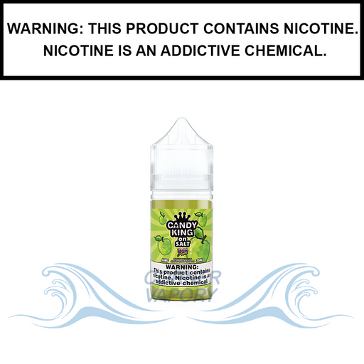 Drip More Candy King | Hard Apple - Nic Salt eJuice (30ml)