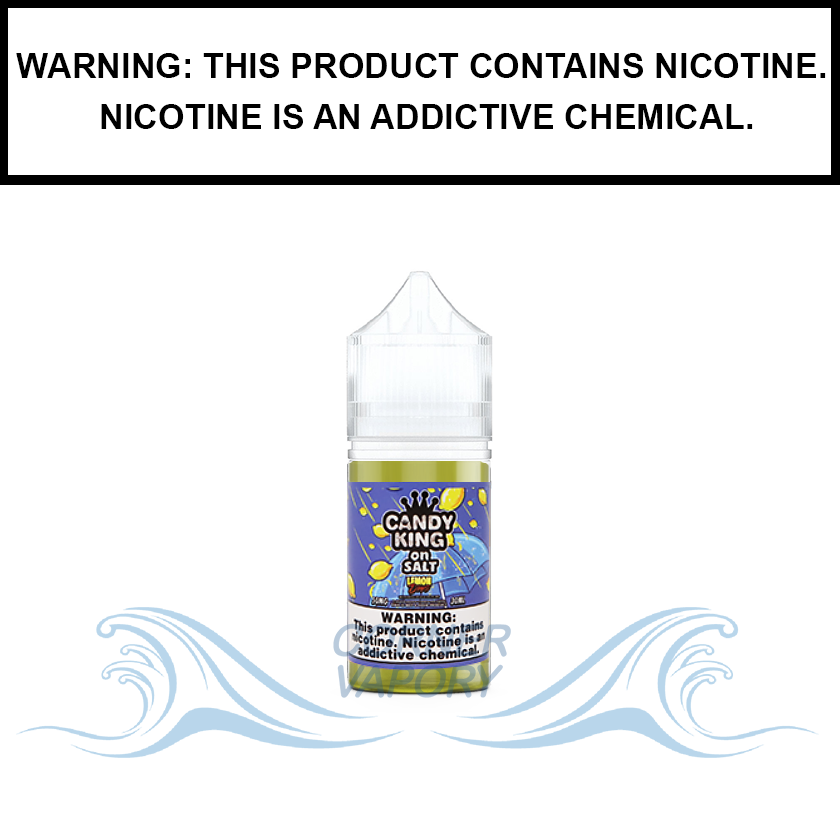 Drip More Candy King | Lemon Drops - Nic Salt eJuice (30ml)