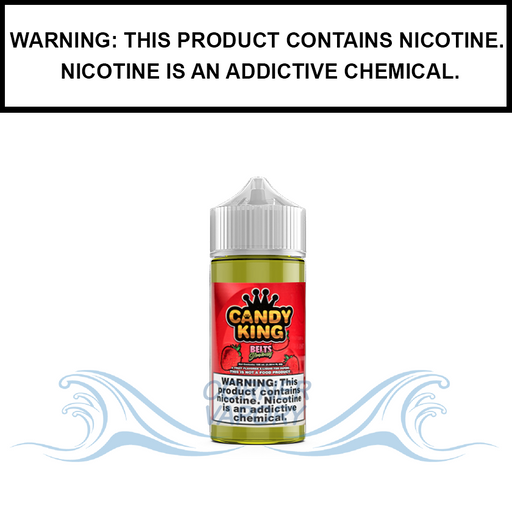 Drip More Candy King | Strawberry Belts - eJuice (100ml)