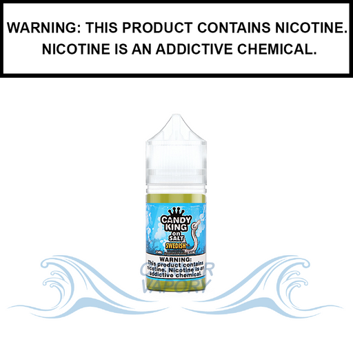 Drip More Candy King | Swedish Fish - Nic Salt eJuice (30ml)