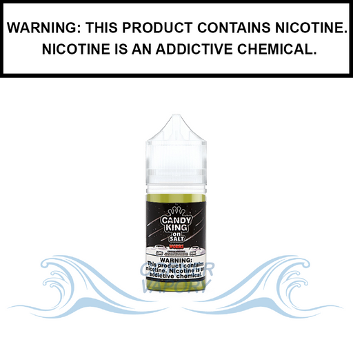 Drip More Candy King | Sour Worms - Nic Salt eJuice (30ml)