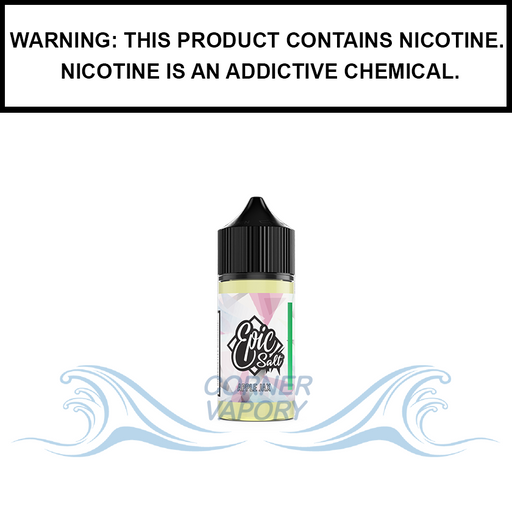 Epic Juice | Apple Jax - Milky Cinnamon Apple Cereal - Nic Salt eJuice (30ml)