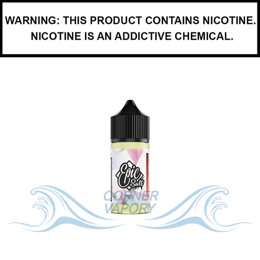Epic Juice | Yosi - Caramel Vanilla Tobacco - Nic Salt eJuice (30ml)
