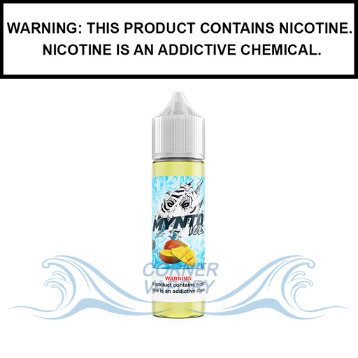 DripFire Mynto Ice | Mango - eJuice (60ml)