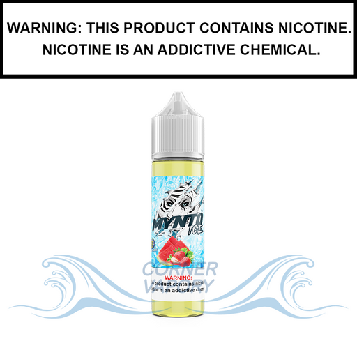 DripFire Mynto Ice | Waterberry - eJuice (60ml)