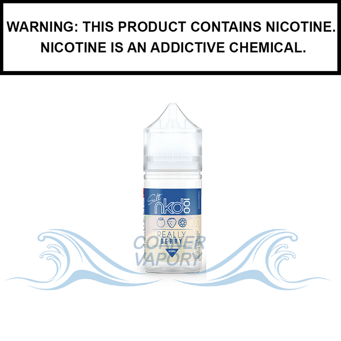 Naked 100 | Really Berry - Salt Nic eJuice (30ml)