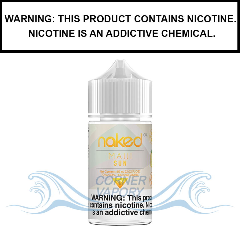 Naked 100 | Lava Flow ICE - eJuice (60ml)