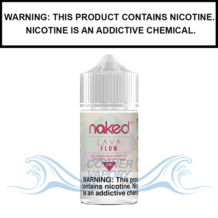 Naked 100 | Lava Flow - eJuice (60ml)