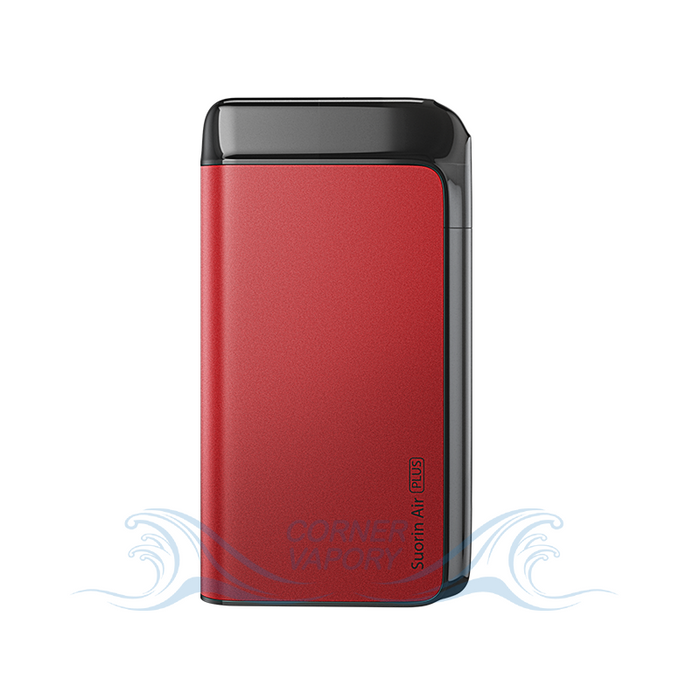 Suorin Air Plus Pod System Device Full Kit red