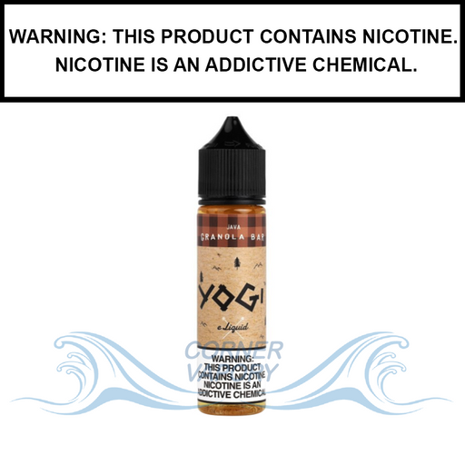 Yogi | Java Granola Bar - eJuice