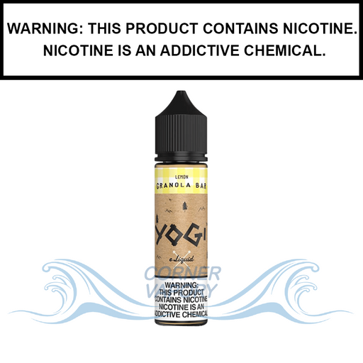 Yogi | Lemon Granola Bar - eJuice (60ml)