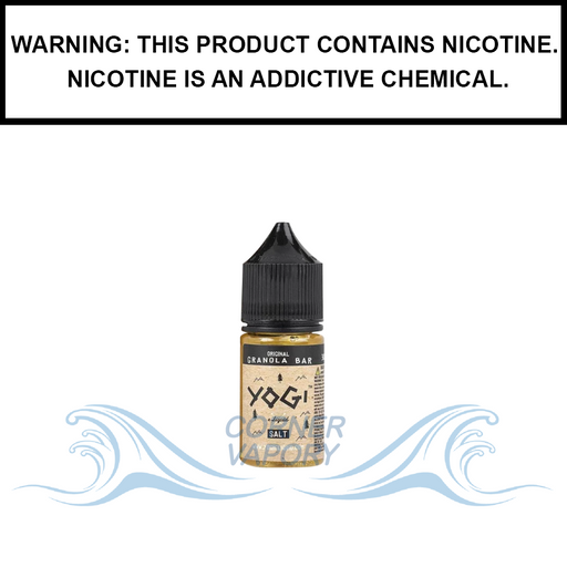 Yogi | Original Granola Bar - Salt Nic eJuice (30ml)
