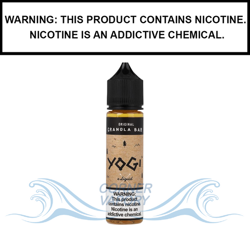 Yogi | Original Granola Bar - eJuice (60ml)