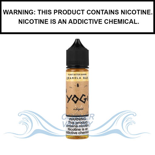 Yogi | Peanut Butter Banana Granola Bar - eJuice (60ml)