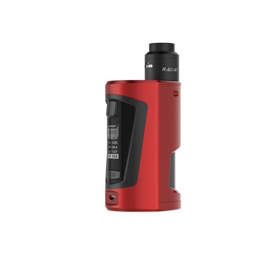 GeekVape - GBOX Squonk BF Mod vape shop pros wholesale red