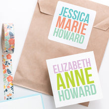 Custom Name Stickers - Joy Creative Shop