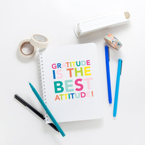 Gratitude Journal - Joy Creative Shop