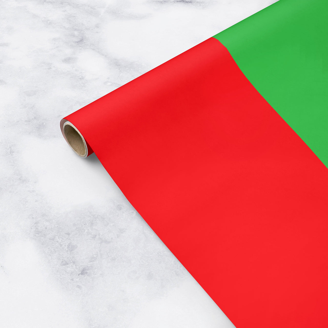 Red & Green Color block gift wrap, holiday wrapping paper, christmas gift wrap, christmas wrapping paper, wrap, red and green