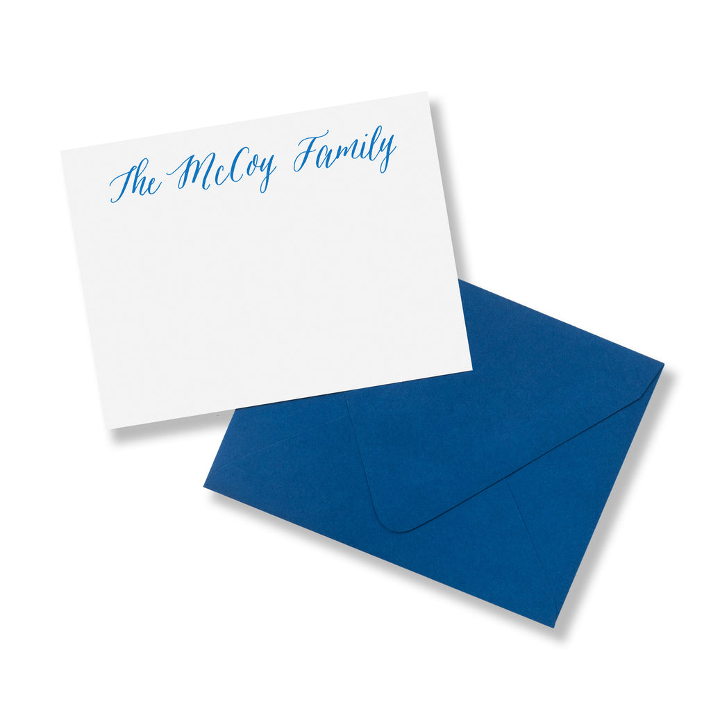 Family Holiday Stationery - Hanukkah Thank You Notes, Personalized Stationery, Holiday Gift, Kids Presents 006HNC
