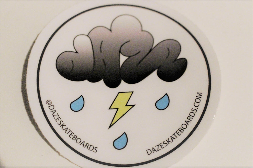 Rain Cloud sticker