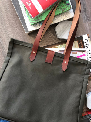 The Balmoral Bag Hunter Green Mini