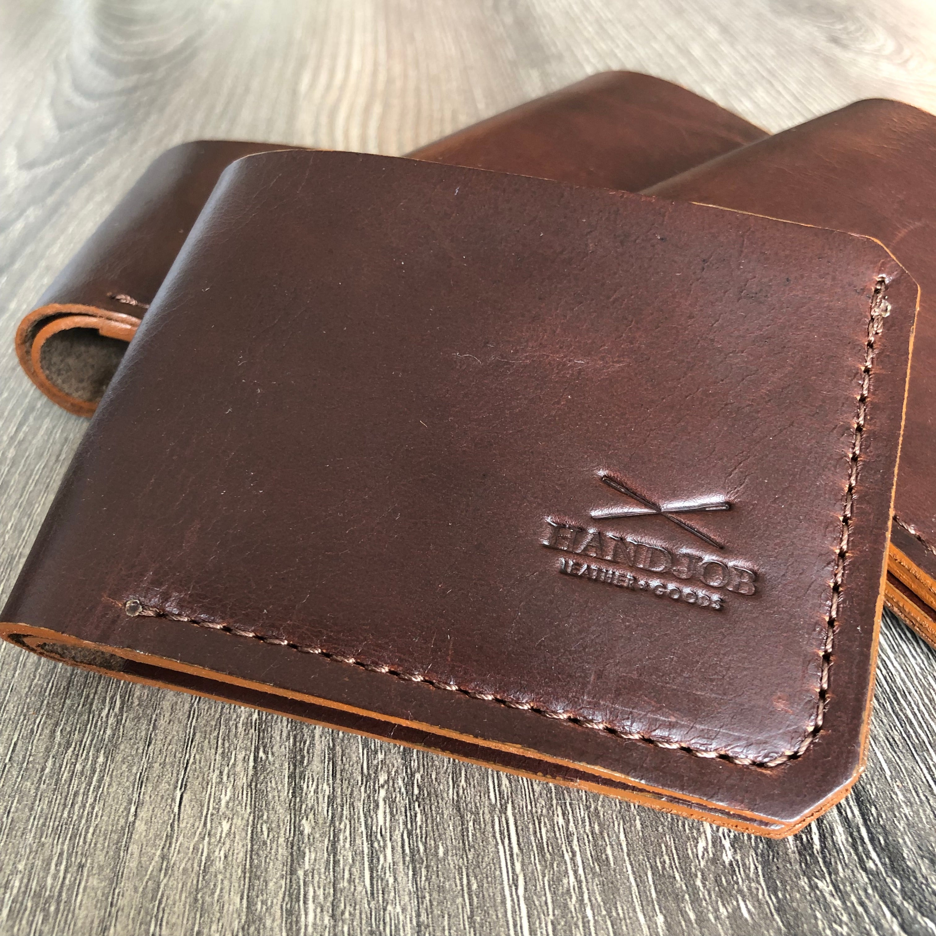 Classic Bi-fold 3 Pocket Wallet