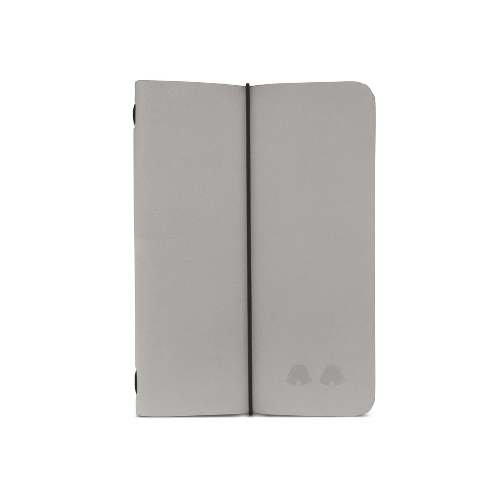 Notebook Clo^^ - Couro Vegetal Natural