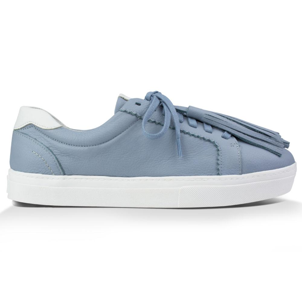 Tênis FRIDA^^ - Couro Floater Candy Blue