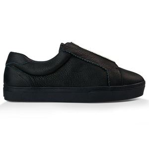 Tênis Penny^^ - Couro Floater All Black