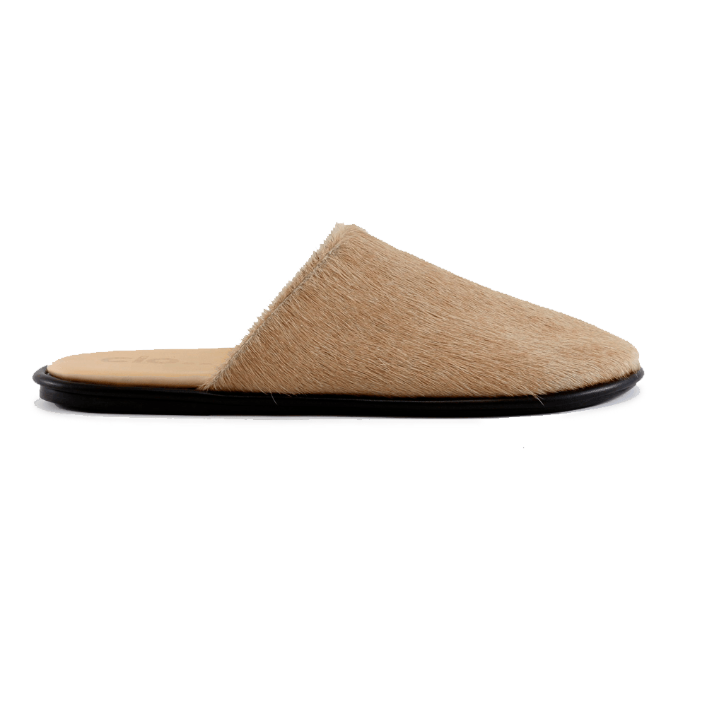 The Cool Slipper Filo^^ - Couro Pelo Natural
