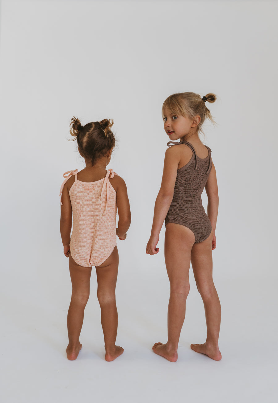 Meika Bathers in Vintage Brown